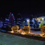 Iluminat festiv Primarie
