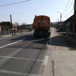 O nouă acțiune de decontaminare a străzilor